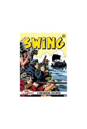 Özel Seri Swing Sayı: 41 Kötürümün Sandığı - Rainbow'un İntikami - Kraliçenin Askerleri - Casus Ayini - Kurşun Ve İntikam