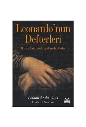 Leonardo'nun Defterleri - Büyük Üstattan Uygulamalı Dersler - Leonardo Da Vinci