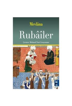 Rubailer-Mevlana Celaleddin Rumi