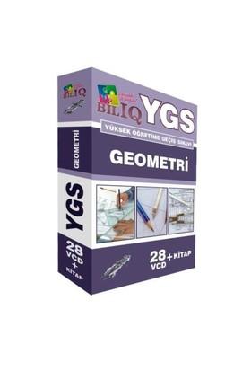 BİL IQ YGS Geometri Hazırlık 28 VCD+Kitap