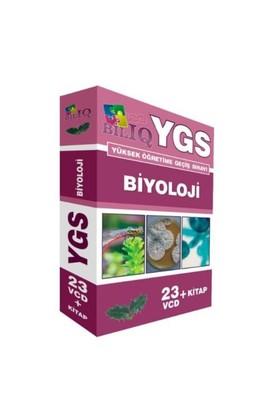 BİL IQ YGS Biyoloji Hazırlık Seti 23 VCD+Kitap