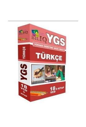 BİL IQ YGS Türkçe Hazırlık Seti 18 VCD+Kitap
