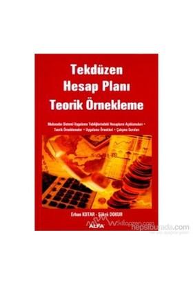 Tekdüzen Hesap Planı Teorik Örnekleme - Erhan Kotar
