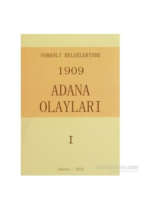 Osmanlı Belgelerinde 1909 Adana Olayları (2 Kitap Takım)-Kolektif