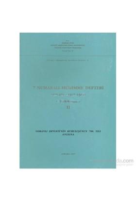 7 Numaralı Mühimme Defteri (975 - 976 / 1567 - 1569) - Tıpkıbasım 2. Cilt