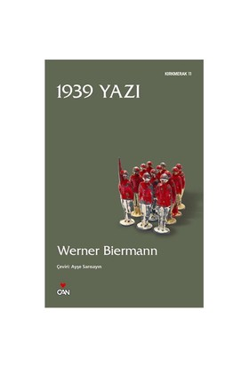 1939 Yazı - Werner Biermann