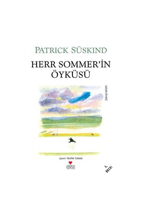 Herr Sommer'in Öyküsü - Patrick Süskind