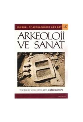 Arkeoloji Ve Sanat Dergisi Sayı: 137
