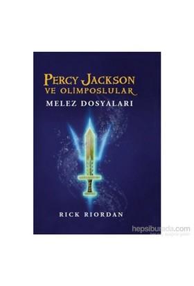 Percy Jackson ve Olimposlular Melez Dosyaları - Rick Riordan