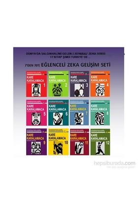 Kare Karalamaca Serisi (12 Kitap) - Ahmet Karaçam