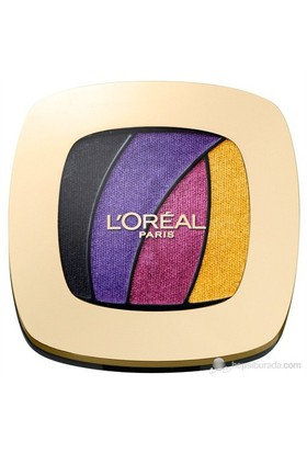 Loreal Paris Far Color Riche Quadro S3 Göz Farı