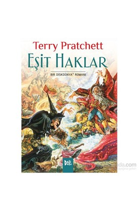 Terry Pratchett: Eşit Haklar-Terry Pratchett