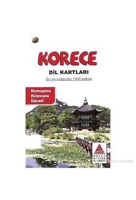 Korece Dil Kartları-Kolektif