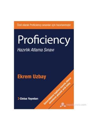 Proficiency - Hazırlık Atlama Sınavı - Ekrem Uzbay