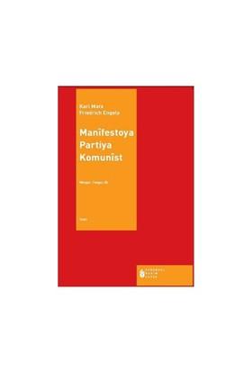 Manifestoya Partiya Komunist-Karl Marx