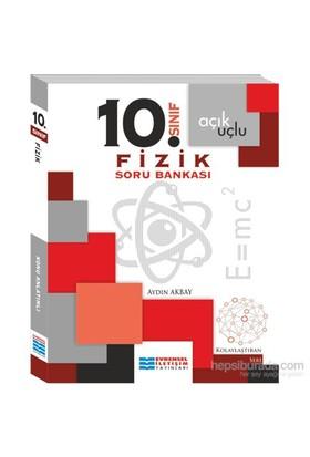 10.Sınıf Fizik Soru Bankası-Aydın Akbay
