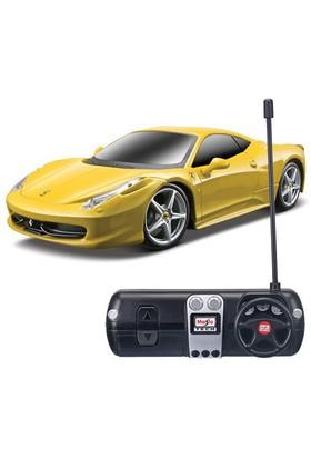 Maisto Ferrari 458 Italia Uzaktan Kumandalı Araba 1:24 Masito Tech