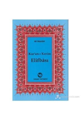 Kur'An-I Kerim Elifbası-Ali Haydar