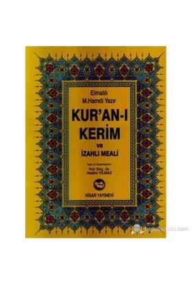 Kur'an-ı Kerim ve İzahlı Meali (Büyük Boy)