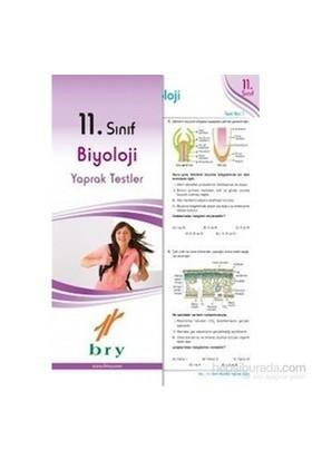 Birey 11. Sınıf İleri Biyoloji Yaprak Testler - Orta Düzey B