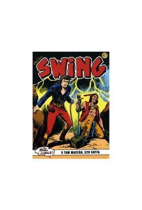 Özel Seri Swing Sayı: 47 Şeytani İlaç - Utancın Gölgesi - Atlantik İmparatoru - Lanetli Dağ - Suikast - Esse Gesse