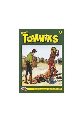 Tommiks (Renkli) Nostaljik Seri Sayı: 4 - Esse Gesse