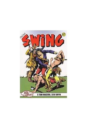 Özel Seri Swing Sayı: 67 Samurani - Gizli Mesaj - Son Ok - Casus İni - Sıkavar Sırtlanı-Esse Gesse