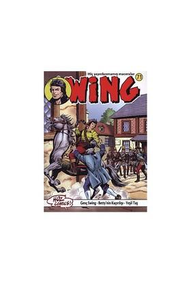 Özel Seri Swing Sayı: 71 Genç Swing - Betty'nin Kaçılışı - Yeşil Taş