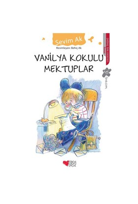 Vanilya Kokulu Mektuplar (Ciltsiz) - Sevim Ak