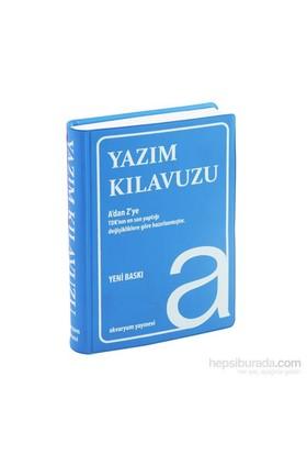 Yazım Kılavuzu (Plastik Kapak, 1.Hm)-Mustafa Yücel