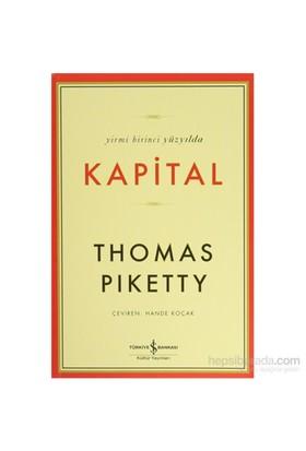 Yirmi Birinci Yüzyılda Kapital - Thomas Piketty