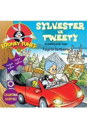 Sylvester Ve Tweety – Unutulmayacak Dişler – Fangs For The Memories-Looney Tunes