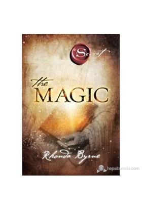 The Magic (Lüks Ciltli-Şömizli-Kuşe-Renkli) - Rhonda Byrne