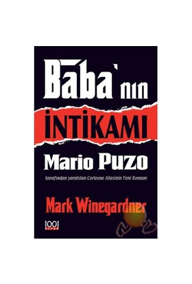 Baba'nın İntikamı - Mark Winegardner