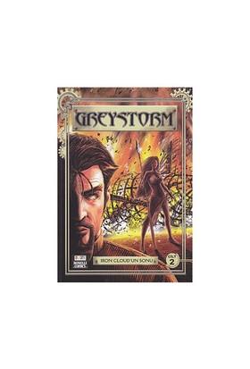 Greystorm 2. Cilt - Iron Cloud'Un Sonu-Antonio Serra