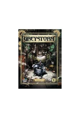 Greystorm Cilt:3 Takıntı-Antonio Serra