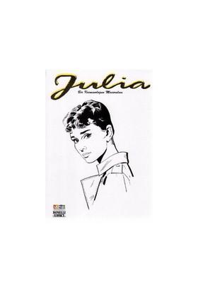 Julia - Cilt: 2 Bir Kriminoloğun Maceraları-Giancarlo Berardi