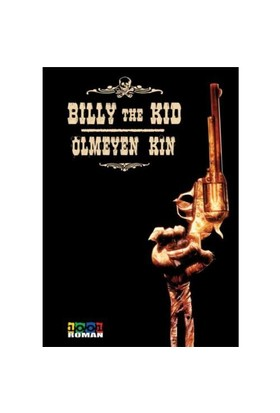 Billy The Kid – Ölmeyen Kin-Roberto Recchioni