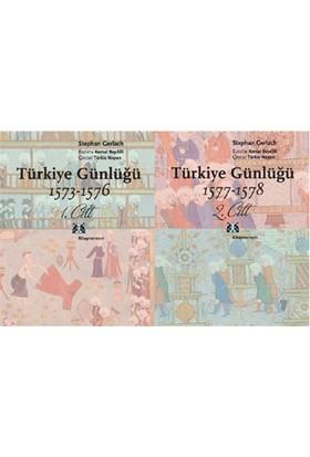 Türkiye Günlüğü 1577-1578 (2 Cilt Takım)-Stephan Gerlach