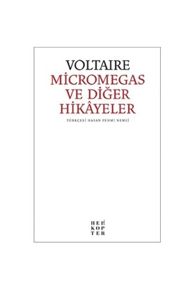 Micromegas Ve Diğer Hikayeler-Voltaire