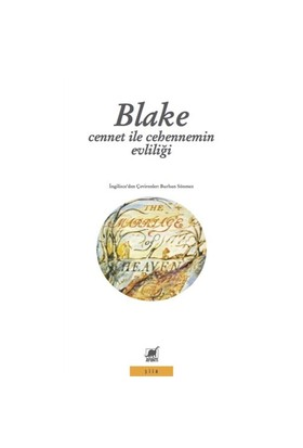 Cennet İle Cehennemin Evliliği - William Blake