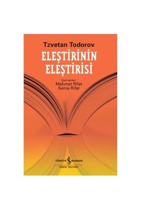Eleştirinin Eleştirisi - Tzvetan Todorov