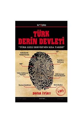 Türk Derin Devleti (Cep Boy)-Bora İyiat