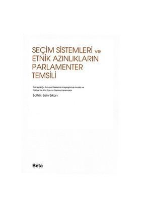 Seçim Sistemleri Ve Etnik Azınlıkların Parlamenter Temsili-Kolektif
