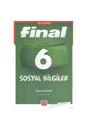 Final 6. Sınıf Sosyal Bilgiler