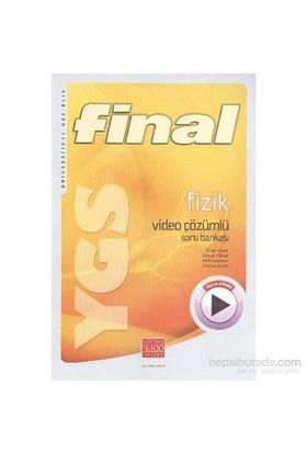 Final Ygs Fizik Video Çözümlü Soru Bankası-Kolektif