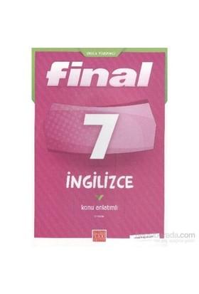 Final 7.Sınıf İngilizce Konu Anlatımlı-Kolektif