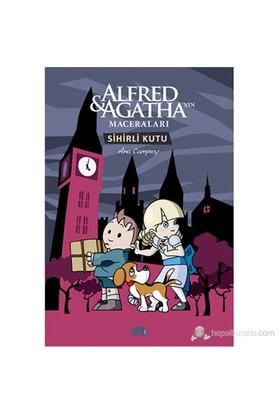Alfred Ve Agatha'Nın Maceraları 3 – Sihirli Kutu-Ana Campoy