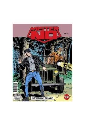 Mister No Cilt 166 Ss Meydan Okuyor-Guido Nolitta