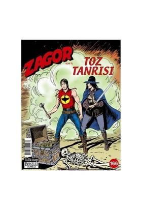 Zagor (Cilt 166): Toz Tanrısı-Mauro Boselli